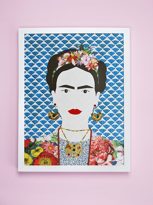 Frida blu