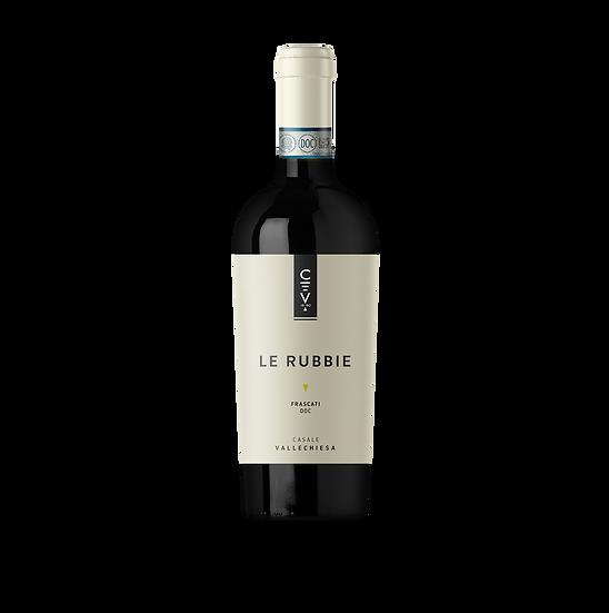 Le Rubbie - Frascati D.O.C. 2019 (Bianco)