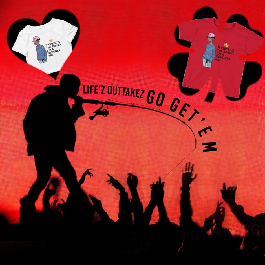 Life'z Outtakez Single & Shirt