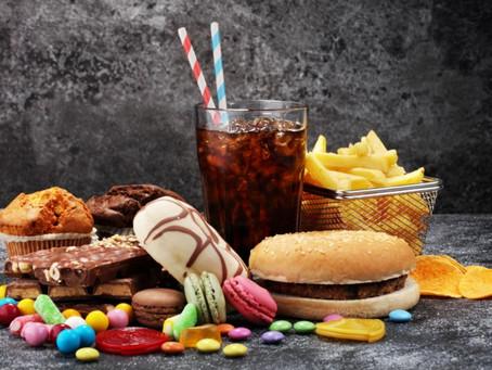 Les effets de la junk food et du sucre sur les enfants