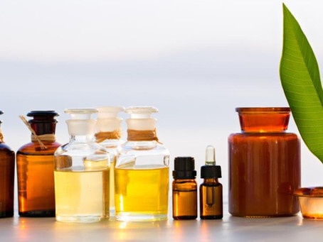 Mes precieuses huiles essentielles