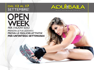 OPEN WEEK FITNESS