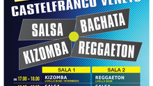 LEZIONI GRATUITE di  SALSA CUBANA, BACHATA, KIZOMBA e REGGAETON! Domenica 3 Settembre 2017!