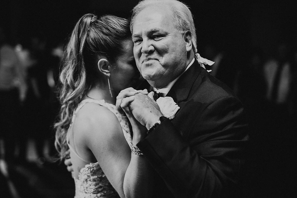 father daughter dance grand bohemian wedding daddy's girl