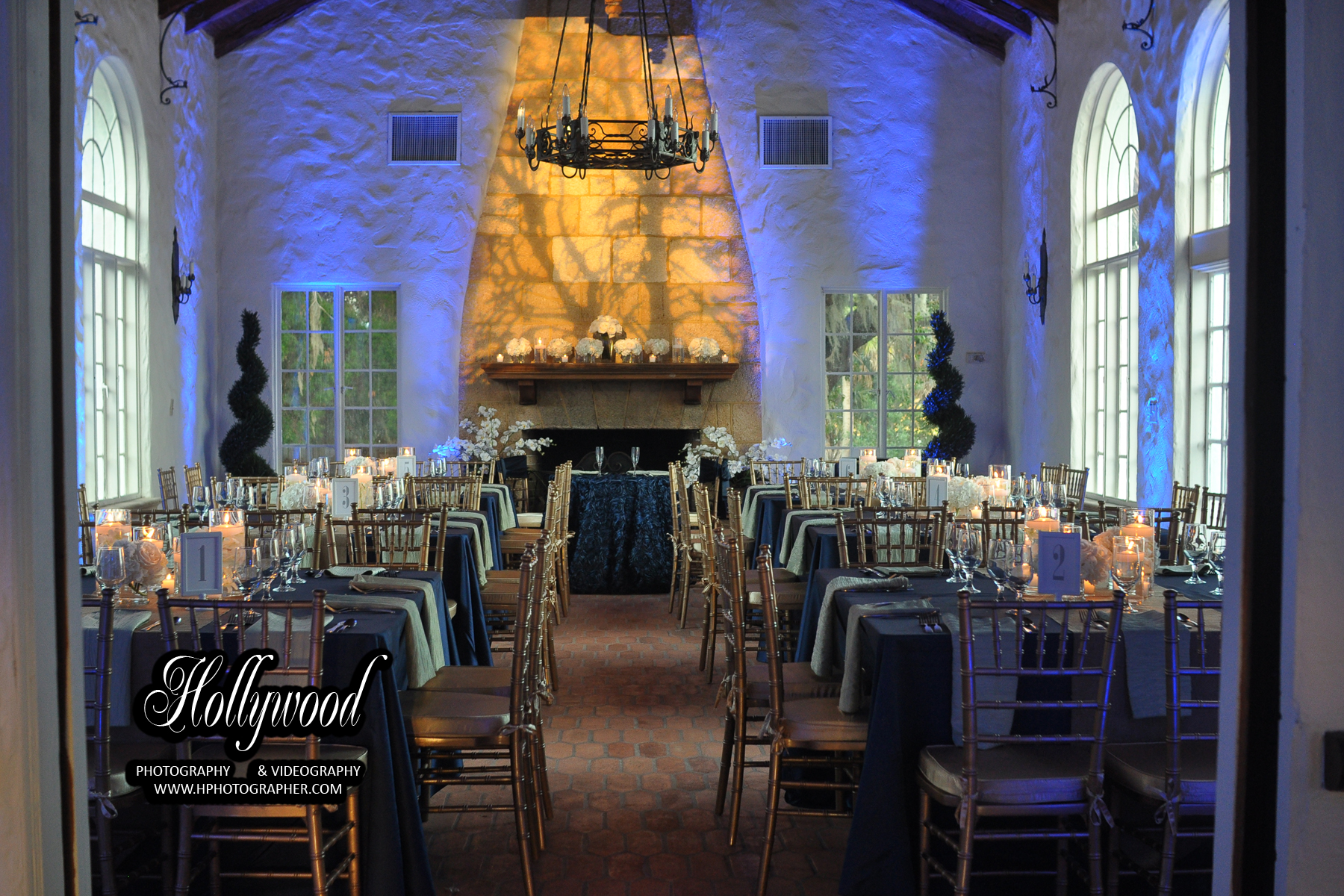 Private Estate Wedding - Groveland