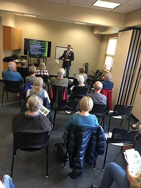 Michael Rose - Estate Planning 101 seminar, Wilsonville, Oregon