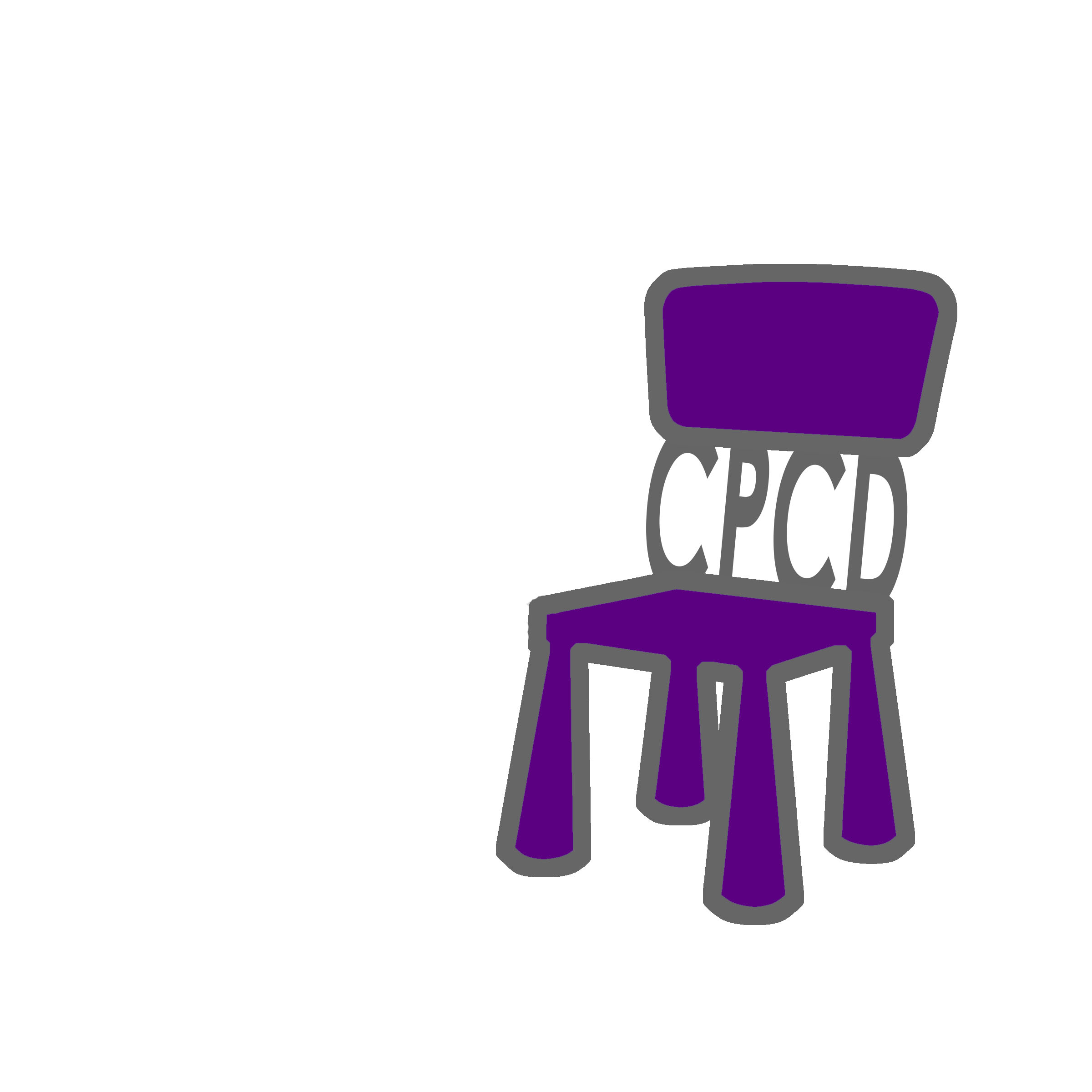 Chair Project Logo Final No TextPurple
