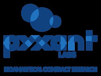 Pyxant Vertical Strapline Master Logo Pr