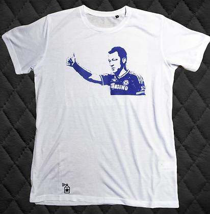 John Terry Blue Men's T-Shirt