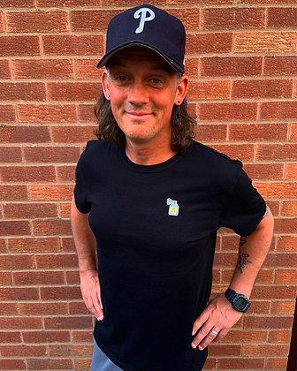 Pride Spray Can Men's T-shirt - 100% Organic Cotton