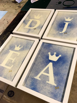 Royal Letters (A4)