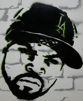 """Ice Cube (24""""x20"""")"""
