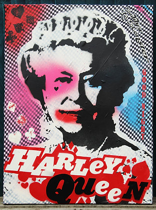 Harley Queen Original Spray