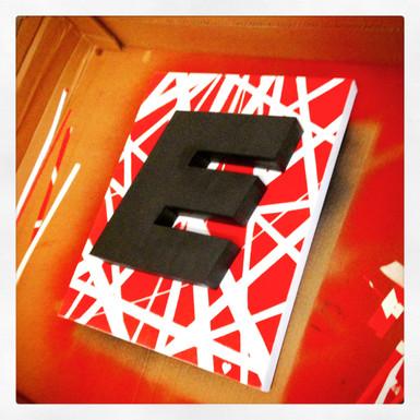 """E (30""""x24"""")"""
