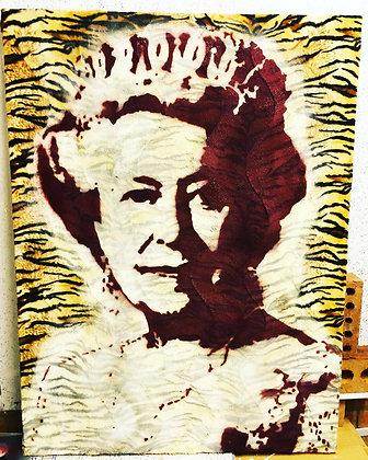 Tiger Queen Original Spray