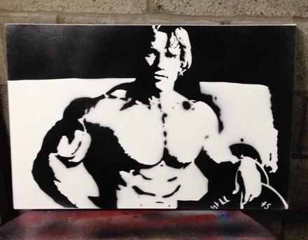 "Arnold (30""x24"")"