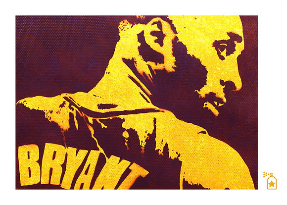 Gone: #1 Kobe (A4) Limited Edition Print