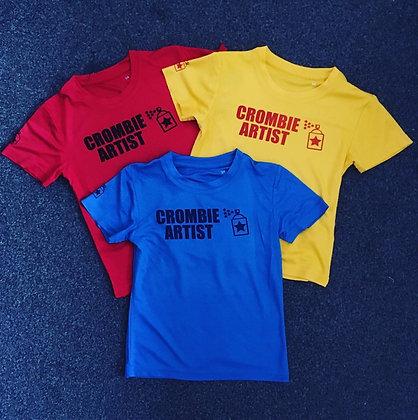 Junior Darby Minimal T-Shirt