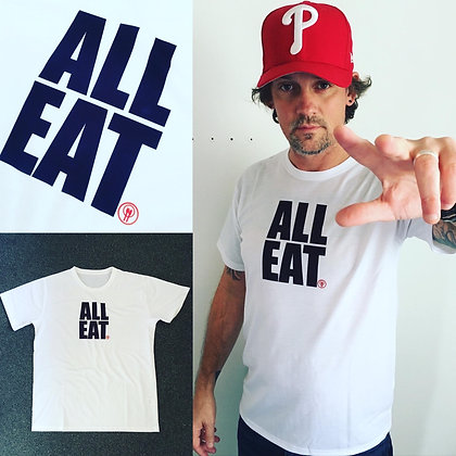 ALL EAT Men's T-shirt - Preventing Child Food Poverty