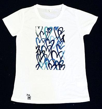 NHS Lovewall Women's T-Shirt
