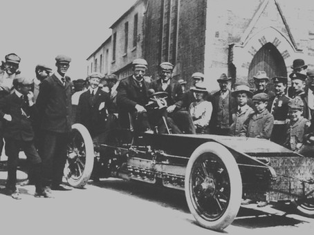 The unsung automotive pioneer who inspired our brand - Alexander Winton