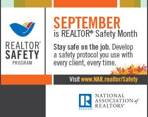 September REALTOR® Safety Month