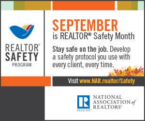 September REALTOR® Safety Month