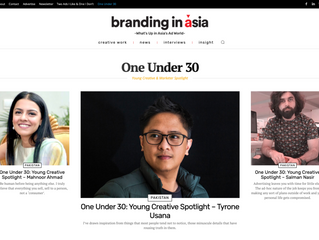 Paragon Young Creative on Spotlight at Branding in Asia