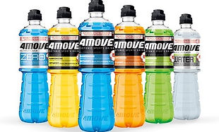 4Move Isotonic Drinks