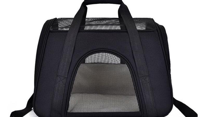 Breathable Duffle Bag for Dog Carrier (Messenger)