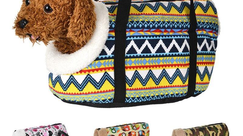 Classic Shoulder Dog Carrier Bag