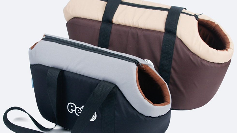 Classic Dog Carrier Bag for Autumn/Winter