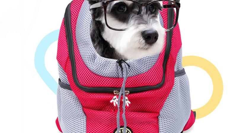 Adjustable Hole for Dog Carrier Backpack