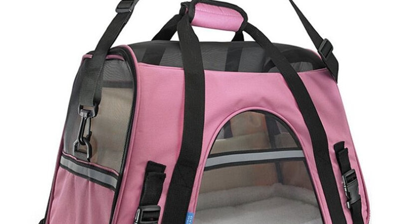 Breathable Duffle Bag for Dog Carrier