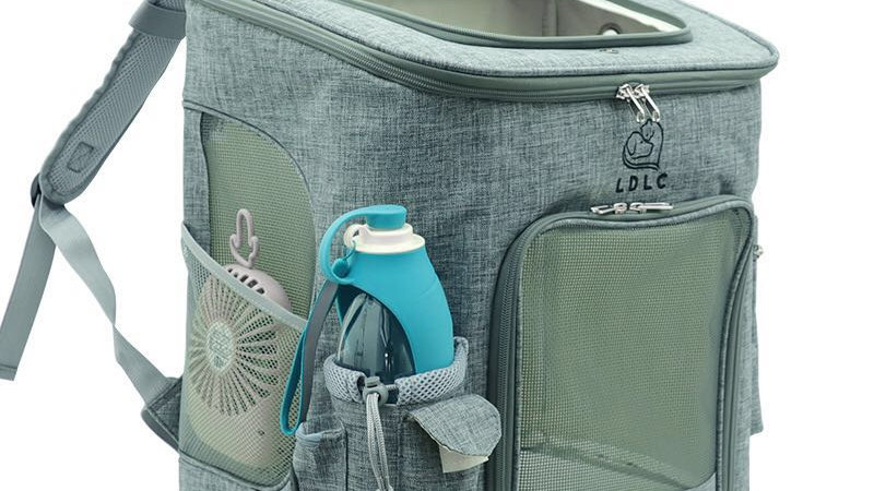 Breathable Dog Carrier Outdoor Travel Backpack