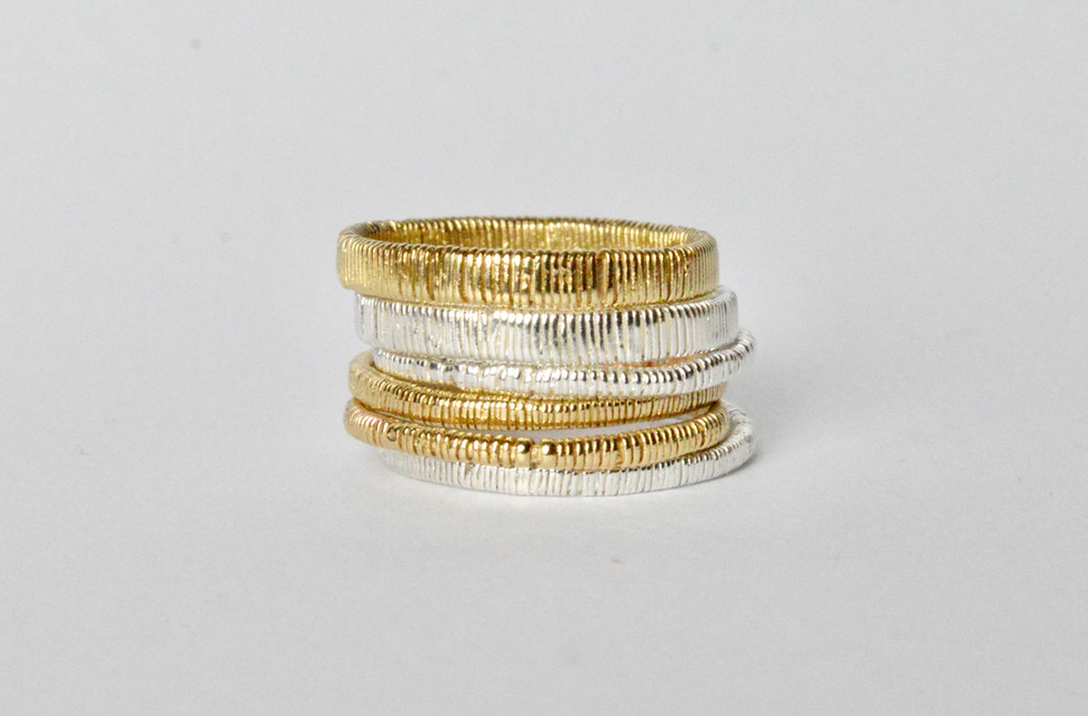 Shop the new Stria rings