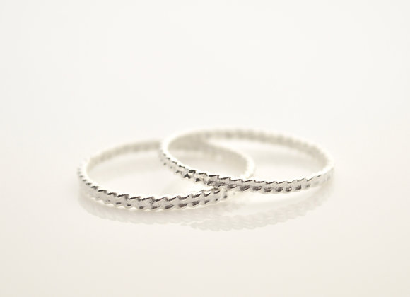 Chain Stacker Ring