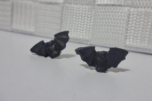 Bat Glitter Earrings