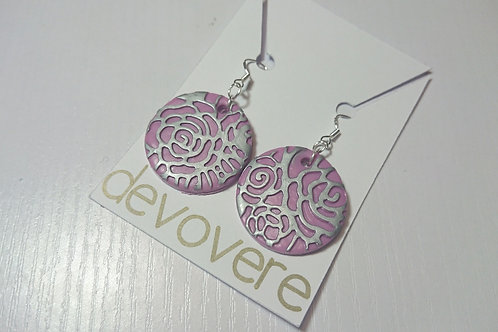 Lilac Blooms Earrings