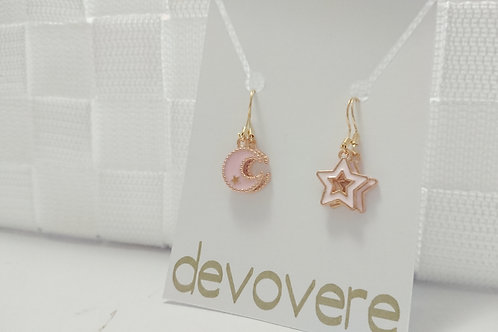 Mix and Match Night Sky Earrings