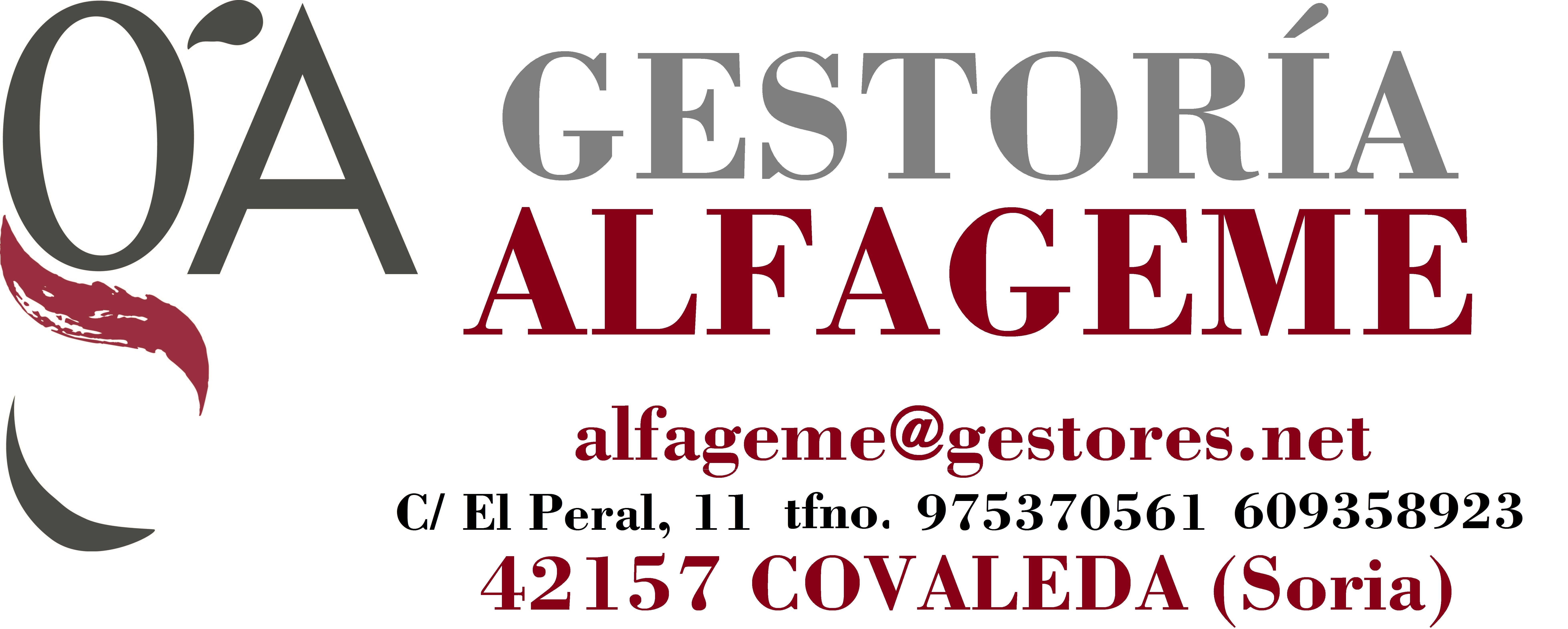GESTORIA ALFAGEME