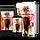 """Thumbnail: Roman """"Le Lion Noir: Les Sorcières de Stambruges"""" - Pack 2"""