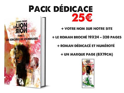 """Roman """"Le Lion Noir: Les Sorcières de Stambruges"""" - Pack 1"""