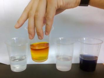 色が消えるうがい薬