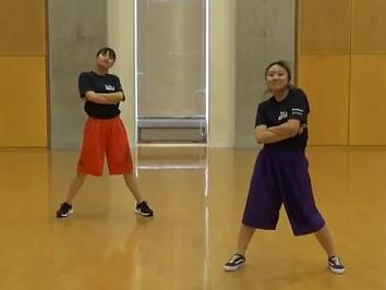キッズダンス!音楽にノッて楽しく踊ろう ビートジュニア(小学校中・高学年向け)事前学習動画