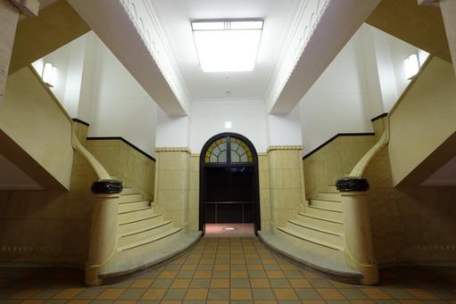 横浜地方裁判所陪審法廷(移築復元)