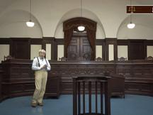 横浜地方裁判所陪審法廷と民事裁判
