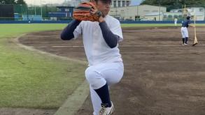"""小学生へ向けた野球教室""""投げる""""編"""