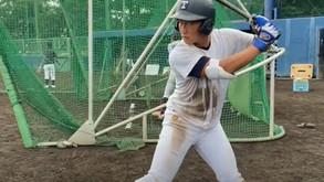 """小学生へ向けた野球教室""""打つ""""編"""