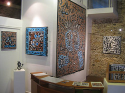 "Expo Djihem ""âmes vagabondes"" 2015"
